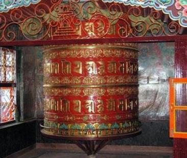 молитвенный барабан