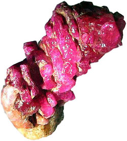 Рубин природный натуральный корунд