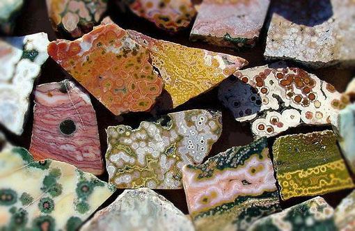 Магические, лечебные свойства камня Яшма, Амулет